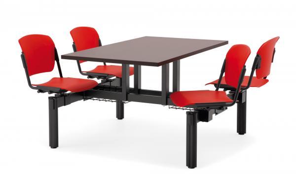 FLOU PLASTIC CANTEEN TABLE