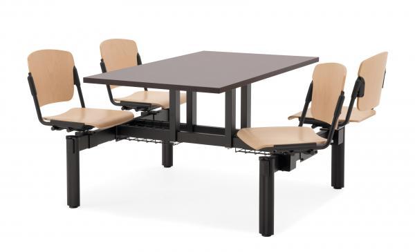 FLOU WOOD CANTEEN TABLE