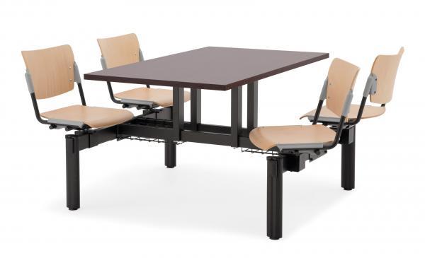 laMIA WOOD CANTEEN TABLE