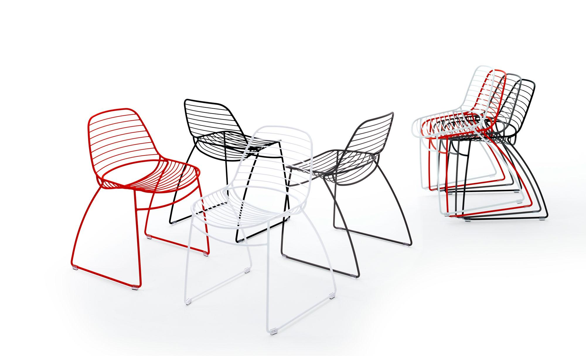 Eclipse Wire - Eclipse Collection - Seating